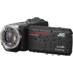 JVC GZ-R450BUS 32GB Quad-Proof HD Memory Camcorder (Black)