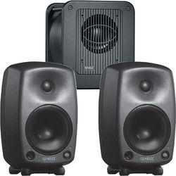 Genelec 8030.LSE Triple Play - 2.1 Active Monitoring System