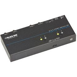 Black Box 4K HDMI Matrix Switch (2 x 2)