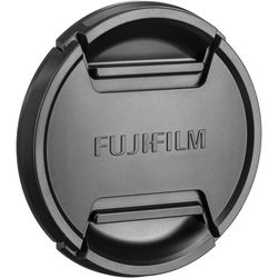 Fujifilm 77mm Center-Pinch Snap-On Lens Cap for Fujifilm XF 16-55mm f/2.8 R LM WR Lens