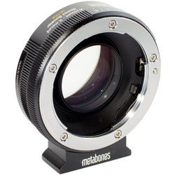 Metabones Speed Booster Ultra 0.71x Adapter for Sony A-Mount Lens to Fujifilm X-Mount Camera