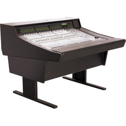 Argosy 50 Series Console Enclosure for Avid (Digidesign) C 24 Workstation (Black Panels)