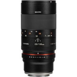 Samyang 100mm f/2.8 ED UMC Macro Lens for Sony E