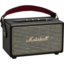 Marshall Audio Kilburn Portable Bluetooth Speaker (Black)