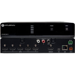 Atlona AT-UHD-SW-51 4K/UHD 5-Input HDMI Switcher