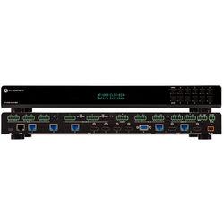 Atlona 4K/UHD 8x2 Multi-Format Matrix Switcher with Dual HDBaseT/Mirrored HDMI