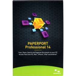 Nuance PaperPort Professional 14 (Boxed)