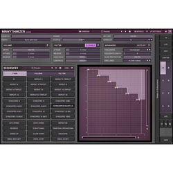 MeldaProduction MRhythmizer - Time Manipulation Effect Plug-In (Download)
