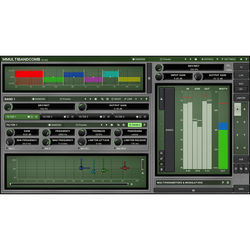 MeldaProduction MMultiBandComb - Multi-Comb Filter Plug-In (Download)