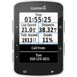 Garmin Edge 520 GPS/GLONASS Cycling Computer