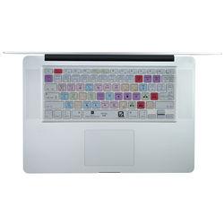 EZQuest Adobe Premiere Pro Keyboard Cover for MacBook, MacBook Air, MacBook Pro, and Apple Wireless Keyboard