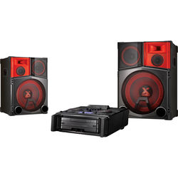 LG CM9950 4400W Mini Shelf Speaker System