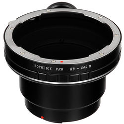 FotodioX Pro Lens Mount Adapter for Hasselblad V-Mount Lens to Canon EF-M Mount Camera