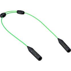 Cablz Adjustable Monoz Sun Glass Holder (Fluorescent Green)