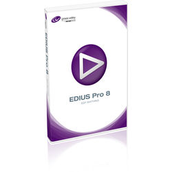 Grass Valley EDIUS Pro 8 (Download)