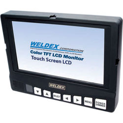 "Weldex 8"" Open-Frame Touch Screen Monitor"