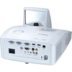 Canon LV-WX300UST 3000-Lumen WXGA Ultra-Short Throw DLP Projector