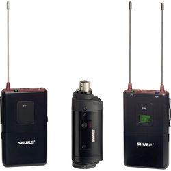 Shure FP1 Wireless Bodypack Transmitter with Wireless Transmitter/Receiver (J3: 572 - 596 MHz)