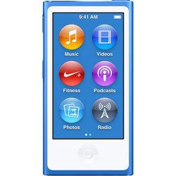 Apple 16GB iPod nano (Blue, 7th Generation, 2015 Model)