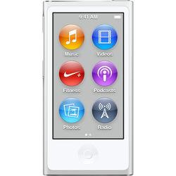 Apple 16GB iPod nano (Silver, 7th Generation, 2015 Model)