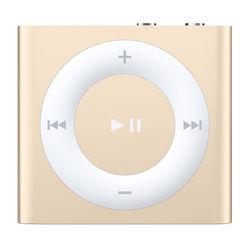 Apple 2GB iPod shuffle (Gold, 4th Generation, 2015 Model)