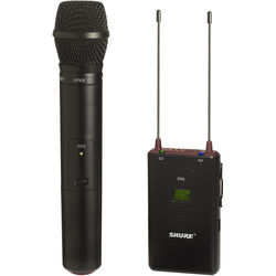 Shure FP2 Wireless Handheld Transmitter with Wireless Receiver (H5: 518 - 542 MHz)