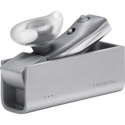 Jawbone ERA Headset with Charging Case (Silver Cross)