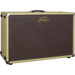 "Peavey 212-C Guitar Enclosure with Celestion 12"" Vintage 30 and 12"" G12T-75 Speaker"