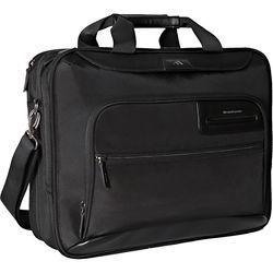 Brenthaven Elliot Deluxe Laptop and Tablet Brief (Black)