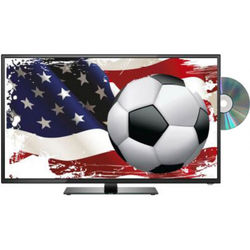 """Sansui Accu D-LED LCD Series 32""""-Class HD LED TV and DVD Combo"""