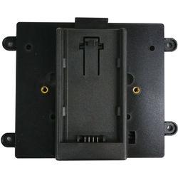 TVLogic 7.4V Battery Bracket for Panasonic D Series Batteries (Single)