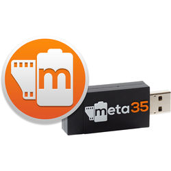 Promote Systems Meta35 Metadata Module for Nikon Film Cameras