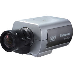 Panasonic WV-CP634 Super Dynamic 6 700 TVL Box Camera (No Lens)