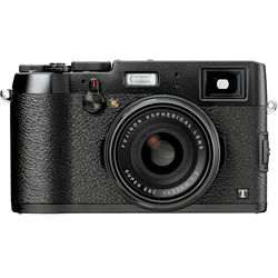 Fujifilm X100T Digital Camera (Black)