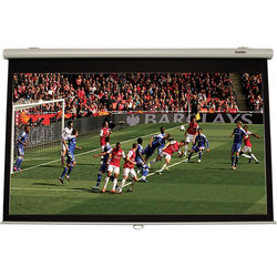 """Sima MGM-92MS 92"""" Manual Projection Screen"""