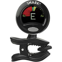 Snark SN-5 Clip-On Guitar, Bass & Violin Tuner (Black)