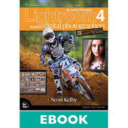New Riders E-Book: The Adobe Photoshop Lightroom 4 Book for Digital Photographers (First Edition)