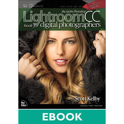 New Riders E-Book: The Adobe Photoshop Lightroom CC Book for Digital Photographers (First Edition)