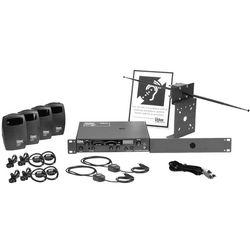 Listen Technologies Essentials Level II Stationary RF System (72 MHz)