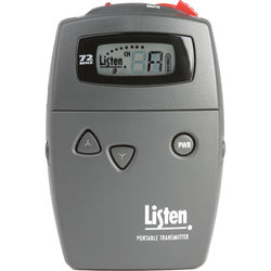 Listen Technologies LT-700 Portable Display RF Transmitter (72 MHz)