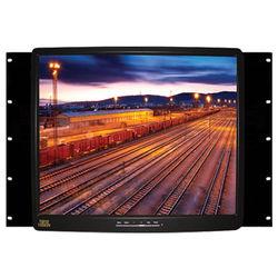"Tote Vision 17"" Monitor LED-1708HDR (Rack Mount)"