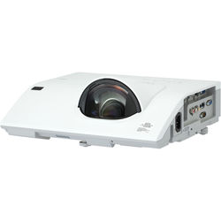 Hitachi CP-BW301WN 3000-Lumen WXGA Short-Throw LCD Projector