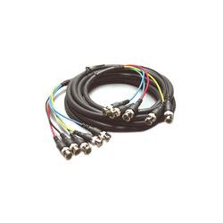 Kramer C-5BM/5BM 5 BNC RGBHV Mini Coax Cable (35')