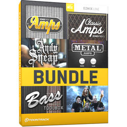 Toontrack EZmix 2 Rock & Metal Guitar 6 Pack - Preset Expansion Packs for EZmix 2 (Download)