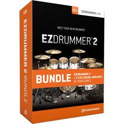 Toontrack EZdrummer 2 Bundle (Boxed)