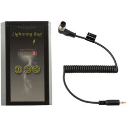 MK Controls Lightning Bug Shutter Trigger with Cable for Select Nikon 10-pin Cameras