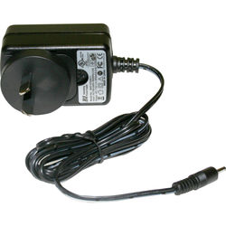 Listen Technologies LA-208-01 7.5 VDC Power/Charging Supply for RF Portable Products (Black)
