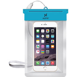 """Xuma Waterproof Pouch for Smartphones up to 6"""""""