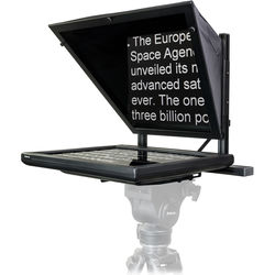 """Autocue/QTV 19"""" Starter Series Teleprompter Package with LITE Rig Mount Plate"""