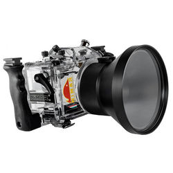 Nimar 3D Underwater Housing for Canon EOS 6D with Lens Port for 24-105mm f/4L IS USM